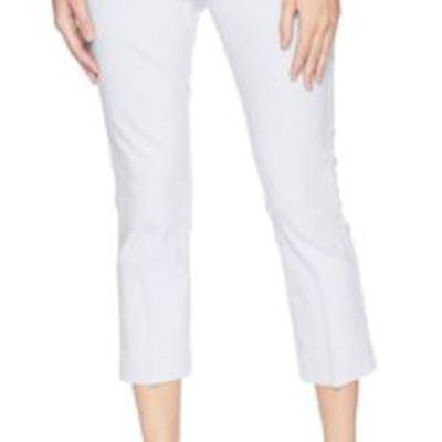 New Napa Valley Womens Super Stretch Pull on Slim Leg Capri Pants