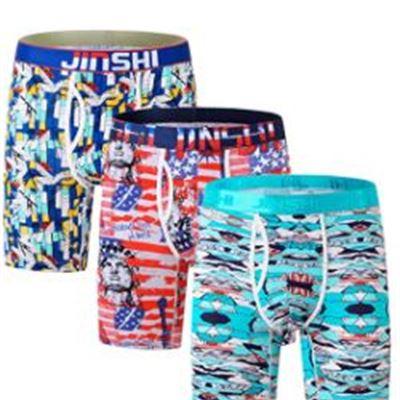 New JINSHI Men's Bamboo Underwear, Men's Designer Briefs (2 series with 2 sizes)