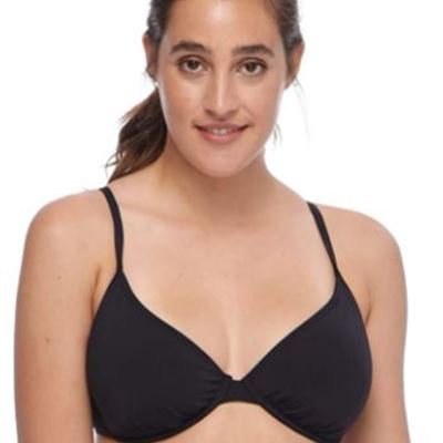 New Body Glove Women's Smoothies Solo Underwire Bikini Top