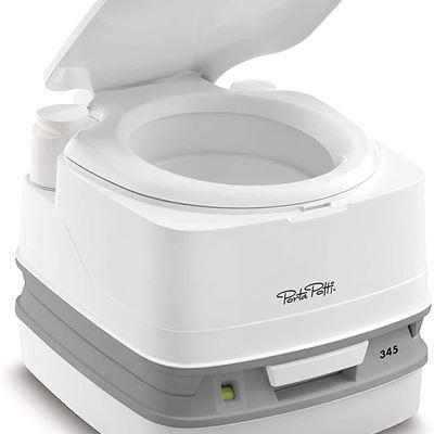 New Thetford Porta Porti Qube 345 92813 Camping Toilet