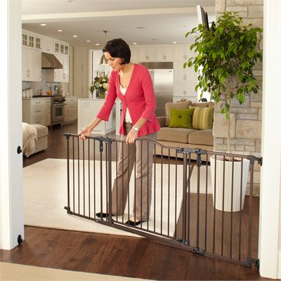 New Extra-Wide Windsor Arch Petgate