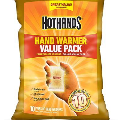 New Hot Hands Set of 10 hand warmers