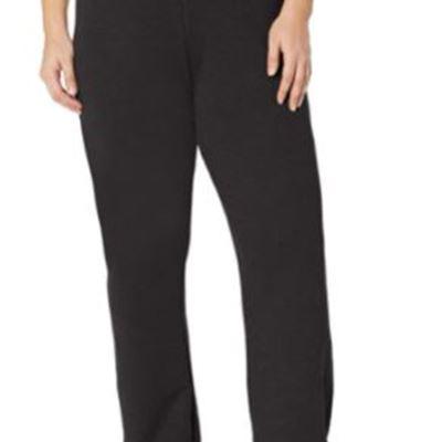 New Just My Size Women's Plus-Size Petite Length Fleece Pant