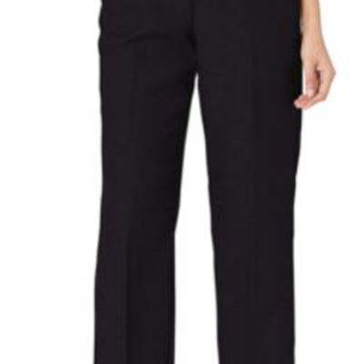 New Alfred Dunner Women's Petite Poly Proportioned Medium Pant