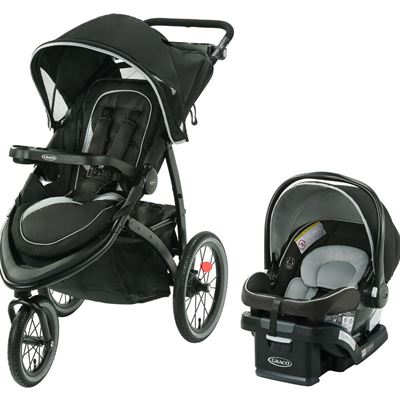 New Graco Fastaction Jogger Lx Ts- Masfield