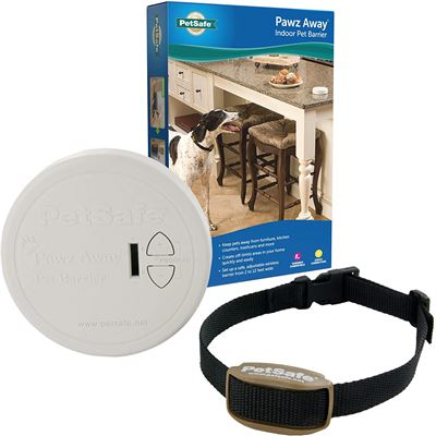 New PetSafe Pawz Away Pet Barrier with Adjustable Range, Pet Proofing for Cats and Dogs, Static Stimulation