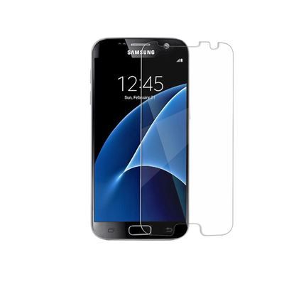 New Galaxy S7 Screen Protector, Getron Tempered Glass Screen Protector with [9H Hardness] [Easy Bubble-Free Installation] [Premium Crystal Clarity]