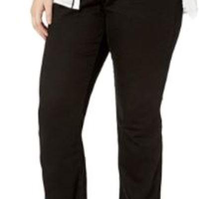 New NYDJ Womens Plus Size Barbara Bootcut Jeans