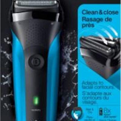 Braun Series 3 Wet & Dry Shaver (310)
