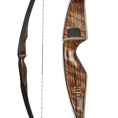 """New Bear 58"""" Grizzly Recurve"""