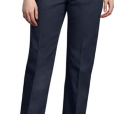 New Dickies Women's Original Work Pant with Wrinkle and Stain Resistance