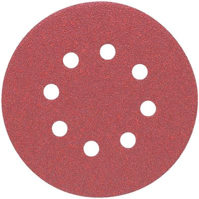 New DEWALT DW4314 5 '' 220-Grit 8-Hole Sandpaper (25-Pack)