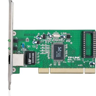 New TP-Link TG-3269 10/100/1000Mbps Gigabit PCI Network Adapter/Card
