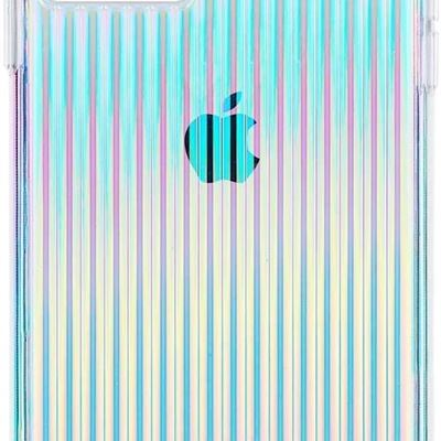 New Case-Mate - iPhone 11 Case - Tough Groove - 6.1 - Iridescent