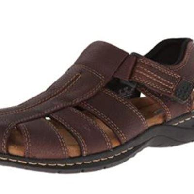 New Dr. Scholl's Men's Gaston Fisherman Sandal Size 13