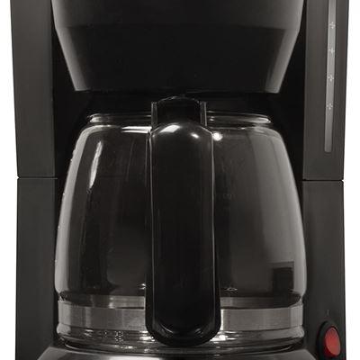 New BLACK+DECKER 5-Cup Coffeemaker, Black, DCM600B