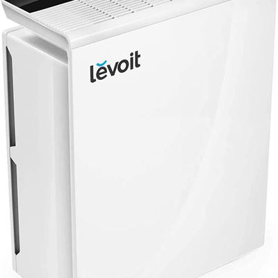 Levoit Air Purifier with True HEPA Filter, Odor Allergen Allergies Eliminator Cleaner, Home Air Filtration for Dust, Mold