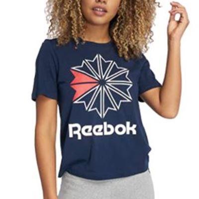 New Reebok Women Ac Gr Sport Tops