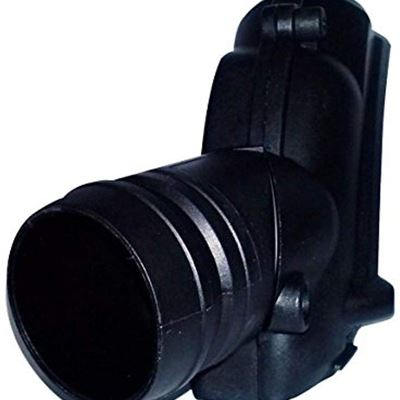 New Dewalt Miter Saw Dust Collection Adapter, DWE575/DWE575SB Compatible (DWE575DC)