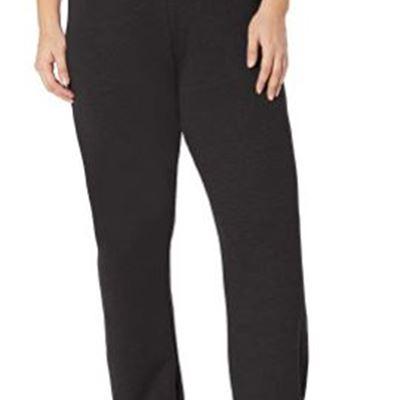 New Just My Size Women's Plus-Size Fleece Pant