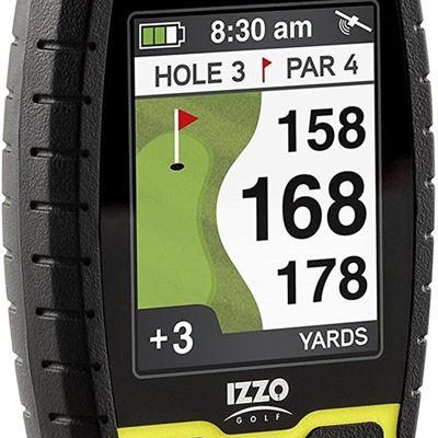 New Izzo Golf Swami 5000 GPS Rangefinder