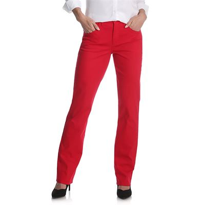 New Riders by Lee Indigo Women's Classic-Fit Straight-Leg Jean