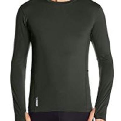 New Duofold Mens Varitherm Brushed Back Long Sleeve Crew