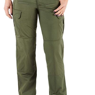 New 5.11 Tactical Women's Stryke Covert Cargo Pants, Stretchable, Gusseted Construction, Style 64386