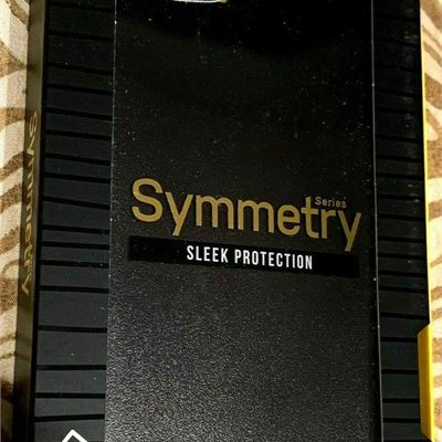 New Genuine OtterBox SYMMETRY SERIES Case for iPhone 7 Plus / iPhone 8 Plus Black