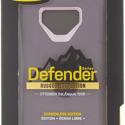 New OtterBox 77-59098 Defender Series SCREENLESS Edition Case for Samsung Galaxy Note9 - Retail Packaging - Purple Nebula