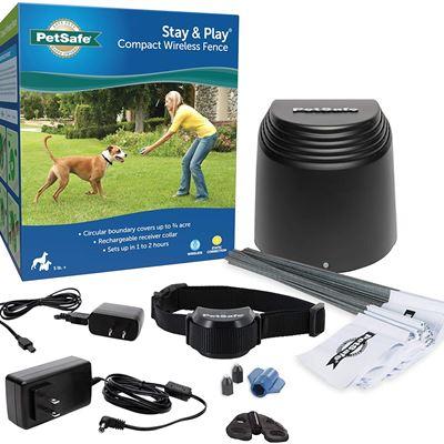 New PetSafe Stay + Play Wireless Fence, PIF00-12917
