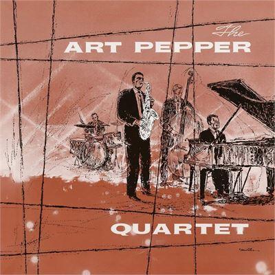 New The Art Pepper Quartet