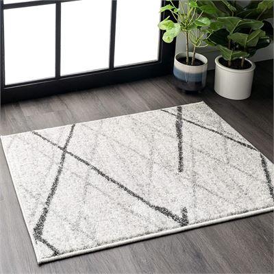 New nuLOOM Thigpen Contemporary Area Rug, 3' x 5', Grey