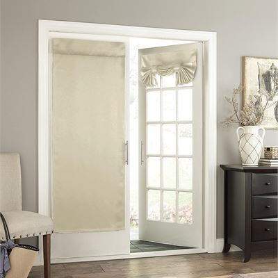 New Eclipse 14898026068STO Tricia 26-Inch by 68-Inch Thermal Single Door Panel, Stone