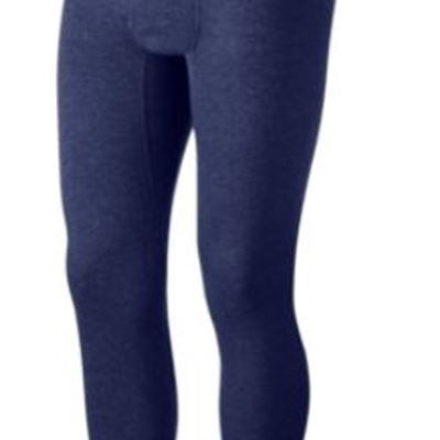 New Duofold Men's Mid Weight Wicking Thermal Pant
