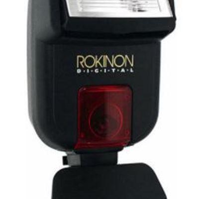 New Rokinon Digital Cobra Type Flash, Guide Number 22 � For Pentax