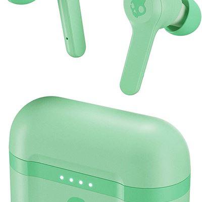 Skullcandy Indy Evo True Wireless Earbuds, Pure Mint (S2IVW-N742)