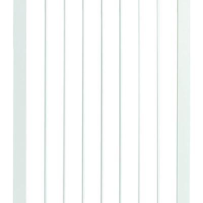 "New Command Pet Tall Pressure Gate, 42"" H/29-32 W, White (PG5142)"