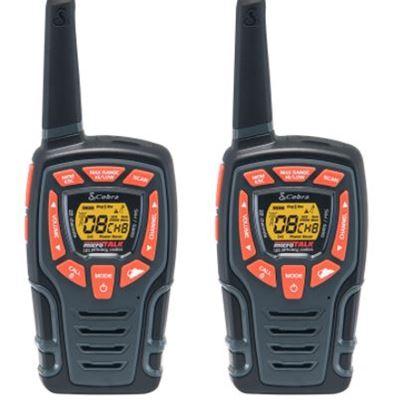 New Cobra microTALK 2-Way Radios (ACXT545-DI)