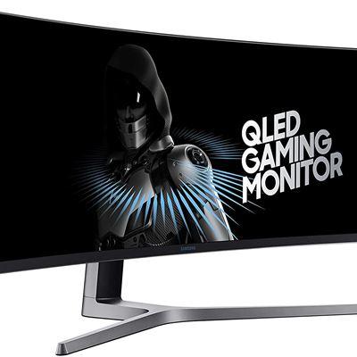 New Samsung CHG90 Series 49-Inch Curved Gaming Monitor 1ms/144hz (LC49HG90DMNXZA)