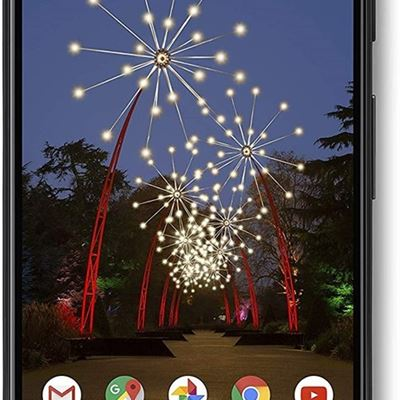NEW Google - Pixel 3a with 64GB Memory Cell Phone (Unlocked) - Just Black - G020G
