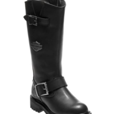 New Harley-Davidson Footwear Women's Chalmers Motorcycle Riding Boot