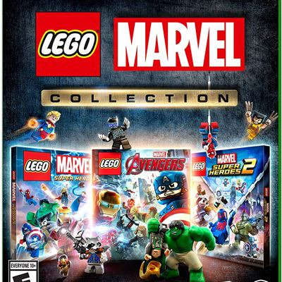 New Lego Marvel Collection Xbox One