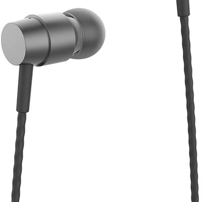 New Essential Products Earphones HD Wired Headset for Phone-1-Black
