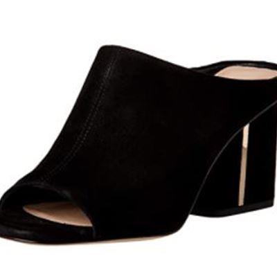 New VIA SPIGA Women's V-Hennie Slides Sandal