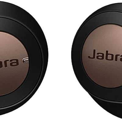 New Jabra Elite Active 65T Amazon Edition True Wireless Sports Earbuds with Charging Case � Copper Black