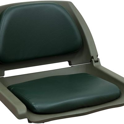 New Wise 8WD139 Series Molded Fishing Boat Seat with Marine Grade Cushion Pads