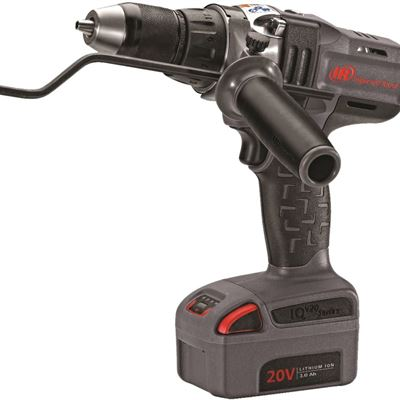 New Ingersoll Rand D5140 1/2-Inch Cordless Drill Driver