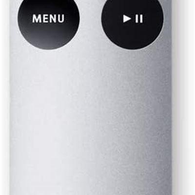 New Apple Remote
