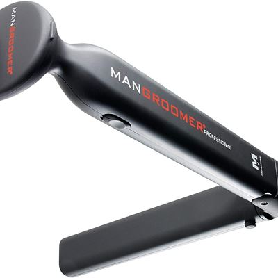 New MANGROOMER Professional Do-it-Yourself Electric Back Hair Shaver